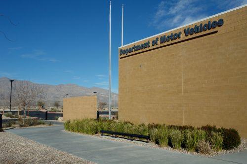 Department of Motor Vehicles building